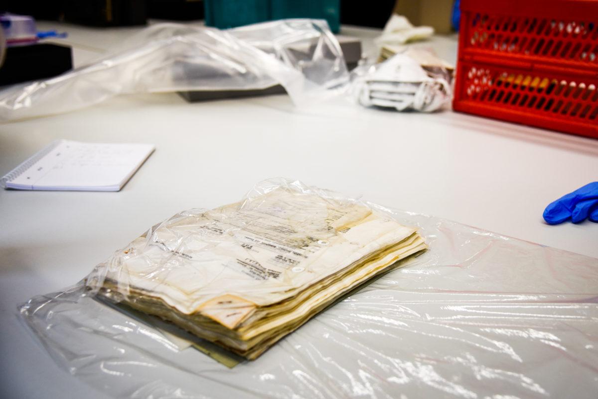 Notfallübung Arolsen Archives